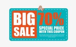 Diseño de la oferta especial Imagen de archivo libre de regalías