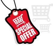 Diseño de la oferta especial Imagenes de archivo