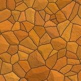 Diseño de la pared de piedra Imagen de archivo