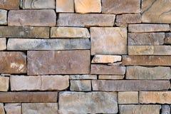 Diseño de la pared de ladrillo del Grunge Fotos de archivo