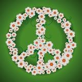 Diseño de la paz Fotografía de archivo