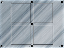 Diseño de la placa Imágenes de archivo libres de regalías