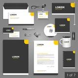 Diseño de la plantilla de los efectos de escritorio Foto de archivo libre de regalías