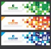 Diseño de la plantilla del negocio del folleto Fotos de archivo libres de regalías