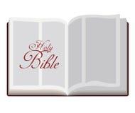 Diseño de la Sagrada Biblia Fotografía de archivo libre de regalías
