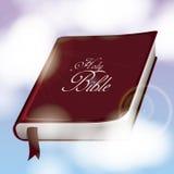 Diseño de la Sagrada Biblia Imágenes de archivo libres de regalías