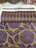 Diseño de la tapicería de la tela Foto de archivo