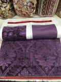 Diseño de la tapicería de la tela Fotografía de archivo
