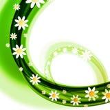 Diseño de las flores de la primavera ilustración del vector