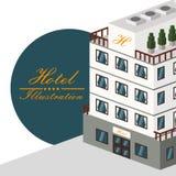 Diseño de las propiedades inmobiliarias Fotos de archivo libres de regalías
