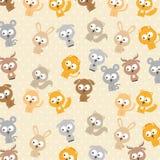 Diseño de los animales domésticos libre illustration