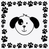 Diseño de los animales domésticos ilustración del vector