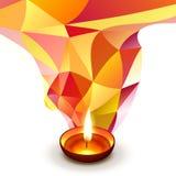 Diseño de los deseos de Diwali