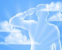 Diseño de Memorial Day Fotos de archivo libres de regalías