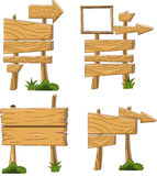 Diseño de muestras de madera Fotografía de archivo