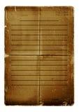 Diseño de papel enajenado Grunge fotografía de archivo libre de regalías