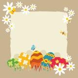 Diseño de Pascua ilustración del vector