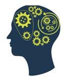 Diseño de pensamiento Imagenes de archivo