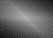 Diseño de semitono del rectángulo monocromático geométrico del extracto Plantilla del ejemplo del vector ilustración del vector