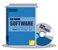 Diseño de software Foto de archivo libre de regalías