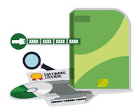 Diseño de software Imagen de archivo libre de regalías