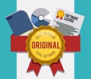 Diseño de software Fotos de archivo libres de regalías