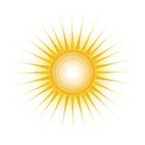Diseño de Sun Fotos de archivo