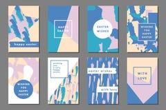 Diseño de tarjetas creativo Fotografía de archivo libre de regalías