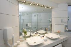 Diseño de un cuarto de baño imagen de archivo libre de regalías