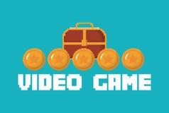 Diseño de videojuego Imagenes de archivo