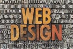 Diseño de Web imágenes de archivo libres de regalías