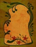 Diseño decorativo stock de ilustración