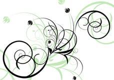 Diseño decorativo Imagen de archivo libre de regalías