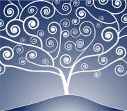 Diseño del árbol Imágenes de archivo libres de regalías