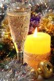 Diseño del Año Nuevo Fotografía de archivo libre de regalías