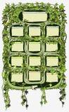 Diseño del alquimista de las notas de la tabla en vector Fotos de archivo libres de regalías