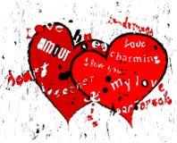 Diseño del amor libre illustration