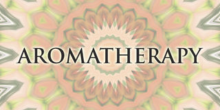 Diseño del Aromatherapy libre illustration