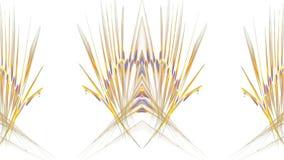 Diseño del arte gráfico de Digitaces en el fondo blanco ilustración del vector