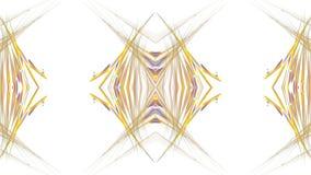 Diseño del arte gráfico de Digitaces en el fondo blanco stock de ilustración