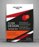 Diseño del aviador del vector - negocio stock de ilustración