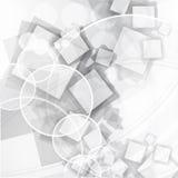 Diseño del aviador o de la cubierta del vector Imagen de archivo