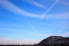 Diseño del cielo Fotos de archivo libres de regalías
