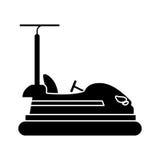 diseño del coche de parachoques libre illustration