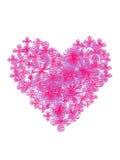 Diseño del corazón Fotos de archivo