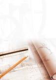 Diseño del diploma Imágenes de archivo libres de regalías