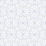 Diseño del estampado de flores del vector del vintage Imagen de archivo libre de regalías