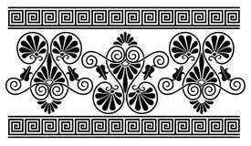 Diseño del estilo de Vicrtorian Imagen de archivo libre de regalías
