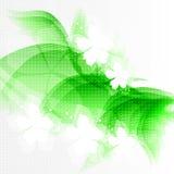 Diseño del fondo de la flor Imagen de archivo