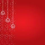 Diseño del fondo de la Navidad Imágenes de archivo libres de regalías